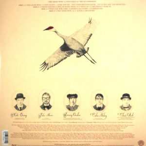 DECEMBERISTS, THE the crane wife LP
