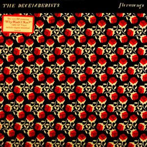 "DECEMBERISTS, THE florasongs 10"" inch EP"