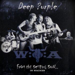 DEEP PURPLE from the setting sun LP
