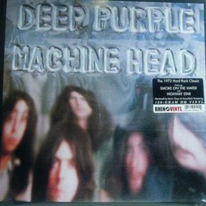 deep purple machine head lp