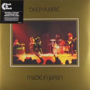 DEEP PURPLE made in japan LP