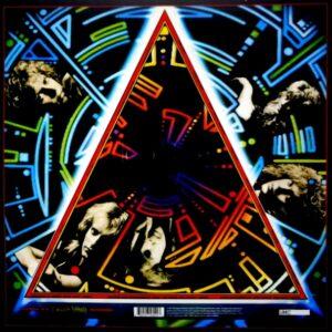DEF LEPPARD hysteria LP