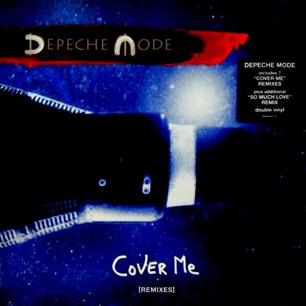 "DEPECHE MODE cover me 12"""