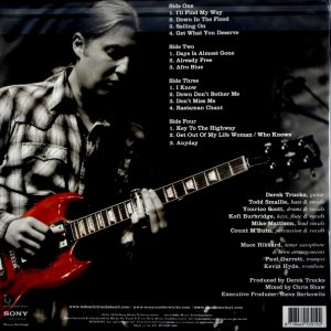 TRUCKS, DEREK BAND roadsongs LP