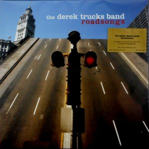 TRUCKS, DEREK BAND roadsongs LP