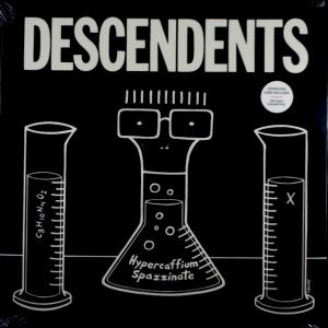DESCENDENTS hypercaffium spazzinate LP