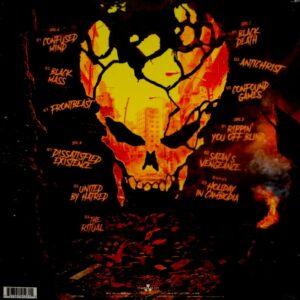 DESTRUCTION thrash anthems 2 LP