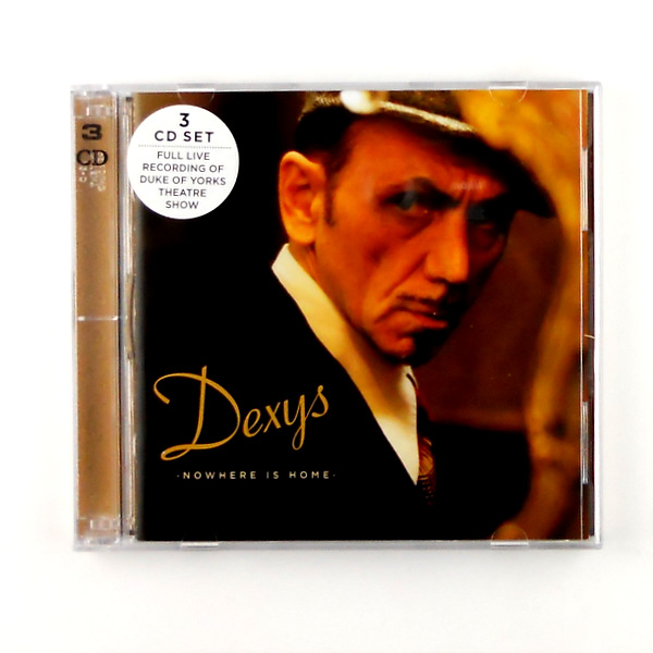 DEXYS nowhere is home CD