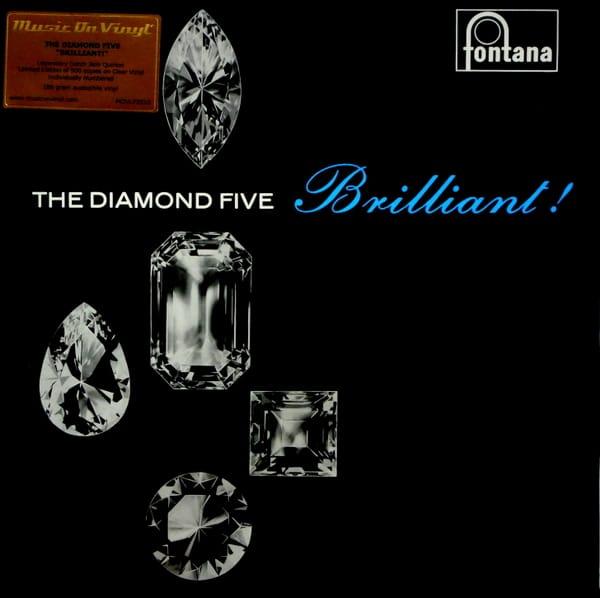 DIAMOND FIVE, THE brilliant! LP