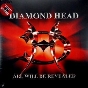 DIAMOND HEAD all will be revealed LP