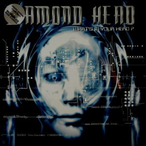 DIAMOND HEAD what's in your head? LP
