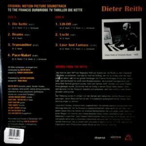 REITH, DIETER & TENDER AGGRESSION die kette LP