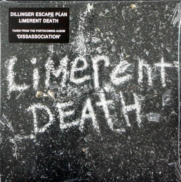 """DILLINGER ESCAPE PLAN, THE limerent death 7"""""""