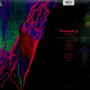 DINOSAUR Jr give a glimpse of what yer not LP