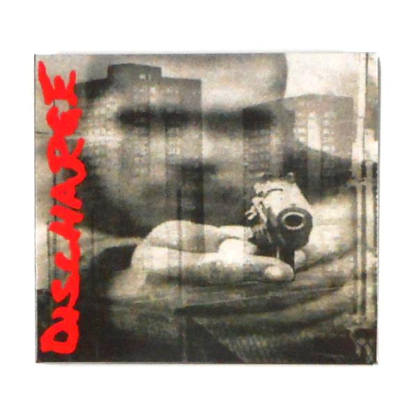 DISCHARGE discharge CD