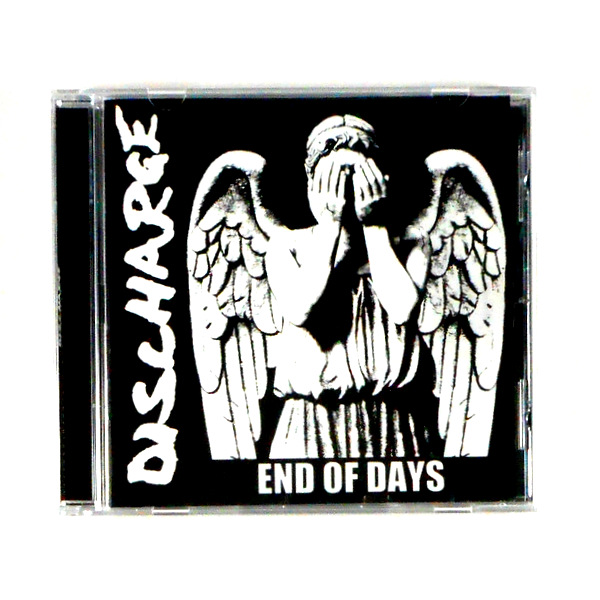 DISCHARGE end of days CD
