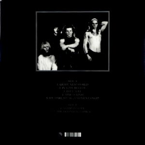 DISCHARGE grave new world LP