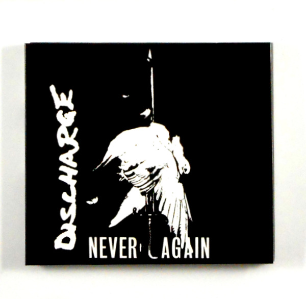 DISCHARGE never again CD