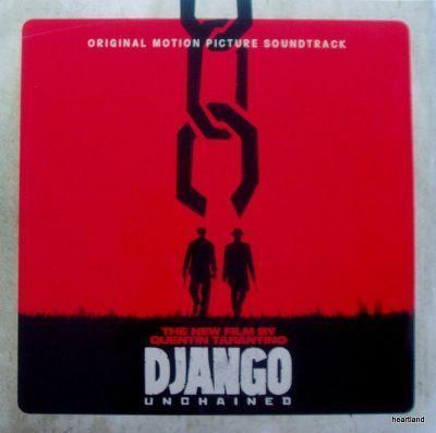 django unchained lp