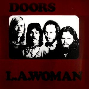 DOORS, THE l.a. woman LP