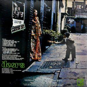 DOORS, THE strange days - Mono LP LP