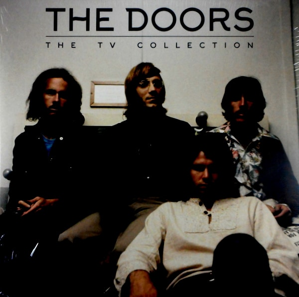DOORS, THE the T.V. collection LP
