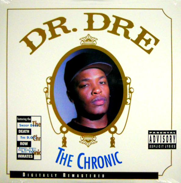 DR DRE the chronic LP