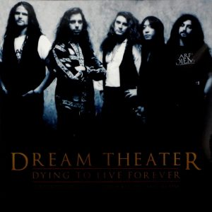 DREAM THEATER dying to live forever - vol 1 LP