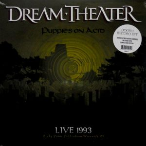 DREAM THEATER puppies on acid LP