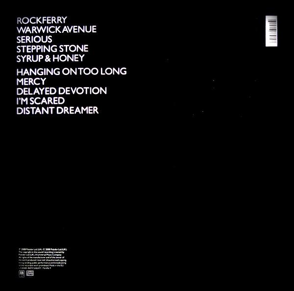 DUFFY rockferry LP back