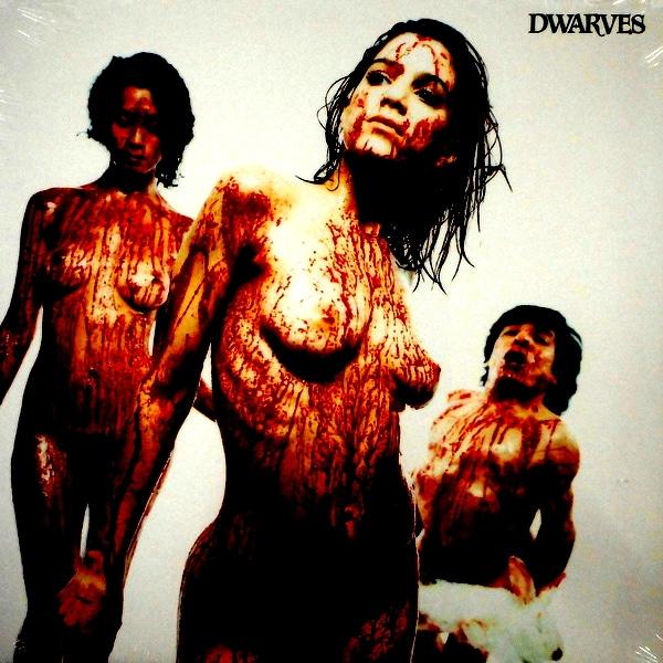 DWARVES blood, guts & pussy LP