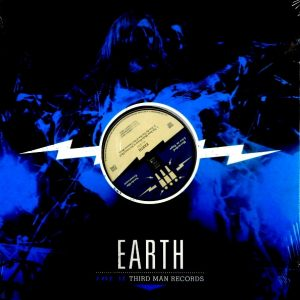 EARTH earth live at third man records LP