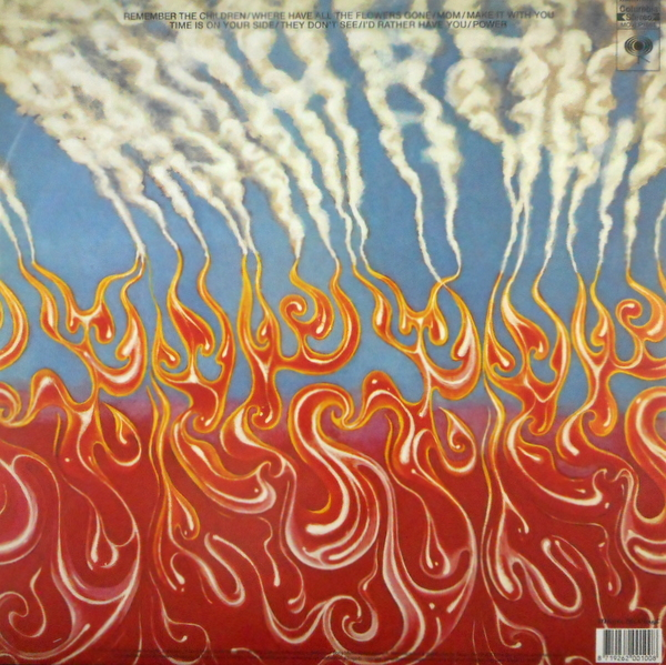 EARTH, WIND & FIRE last days and time LP