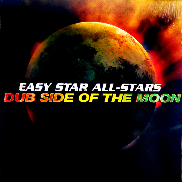 EASY STAR ALL-STARS dub side of the moon LP