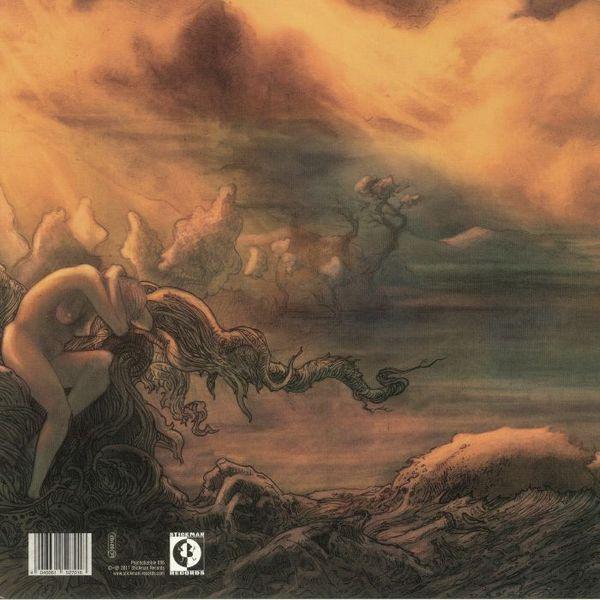 ELDER dead roots stirring - col vinyl LP
