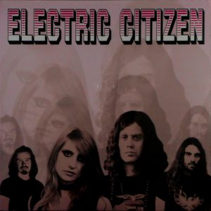 ELECTRIC CITIZEN higher time LP