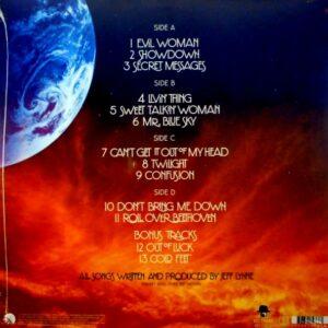 ELECTRIC LIGHT ORCHESTRA live LP