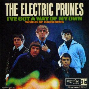 ELECTRIC PRUNES, THE I've got a way of my own 7""