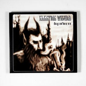 electric wizard dopethrone cd front