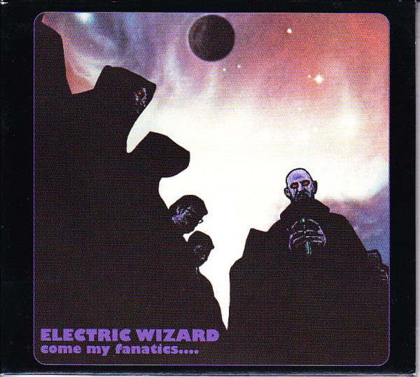 electric wizard fanatics cd