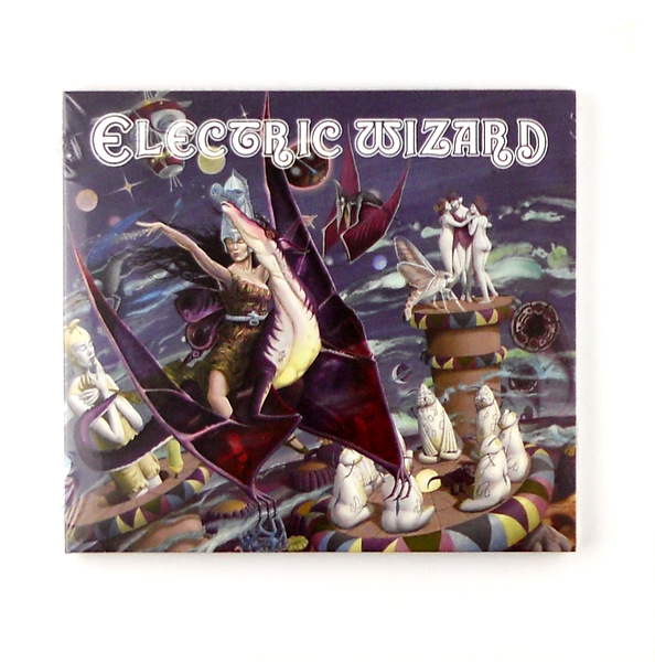 ELECTRIC WIZARD electric wizard CD