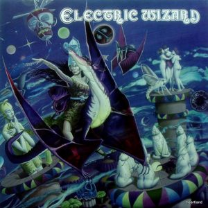electric wizard self titled lp