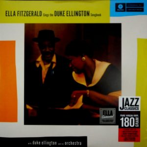 FITZGERALD, ELLA sings the Duke Ellington song book LP
