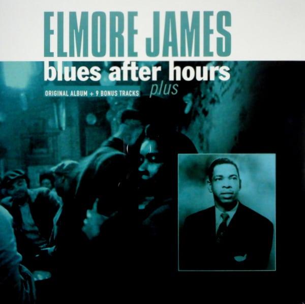 JAMES, ELMORE blues after hours LP