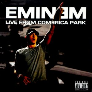 EMINEM live from comerica park LP