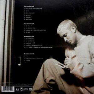 EMINEM the marshall mathers LP LP