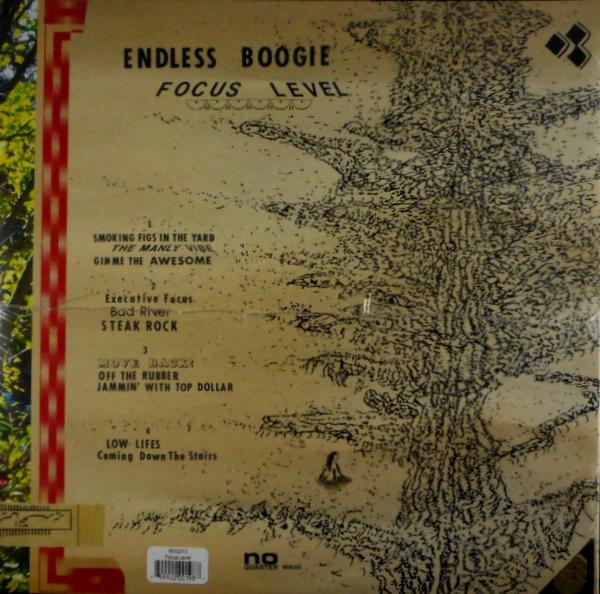 ENDLESS BOOGIE focus level LP