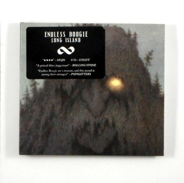 ENDLESS BOOGIE long island CD