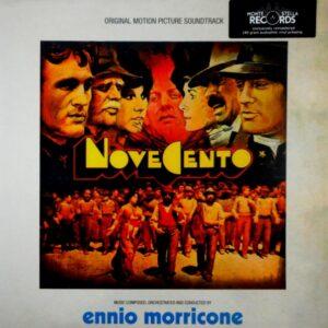 MORRICONE, ENNIO novecento LP