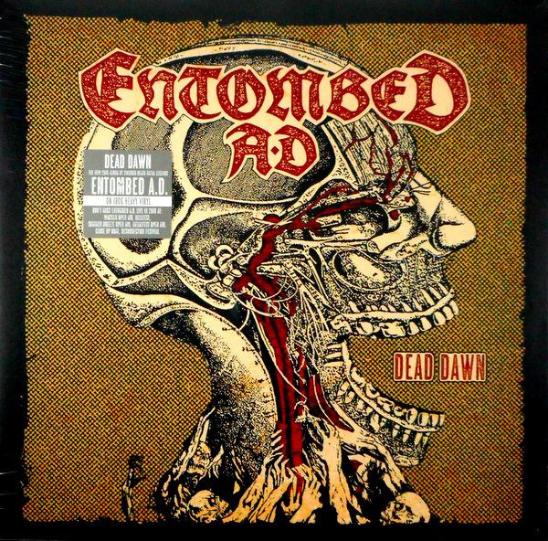 ENTOMBED A.D. dead dawn LP